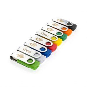 Bedruckte USB-Sticks
