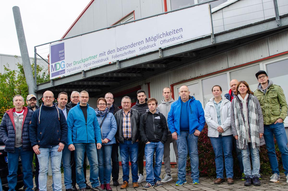 Druckerei MGD aus NRW - Team-Bild Startseite
