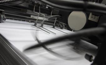 Druckerei MDG aus NRW | Bereich Offsetdruck