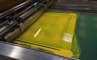 Druckerei MDG aus NRW | Bereich Siebdruck