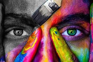 Druckveredelung der Druckerei MDG - Vom Drucklack bis zur Rubbelfarbe