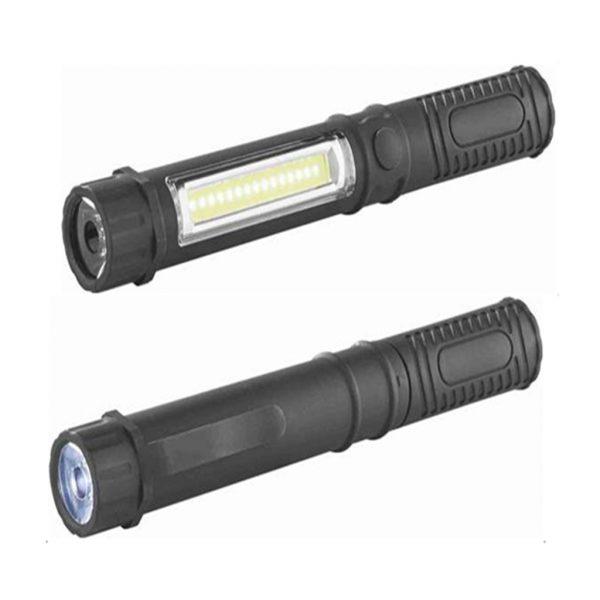 "LED-Taschenlampe Metmaxx ""COB Budget Works""   Produktbild"